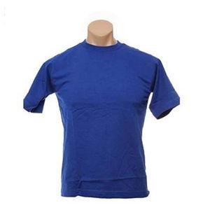 NWT Adidas Mens Blue Logo T-Shirt S M XL